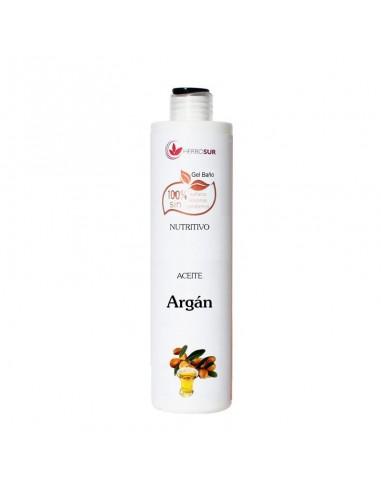 Gel Aceite de Argán - Sin Sulfatos