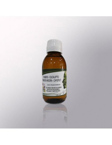 Aceite Dolores Musculares